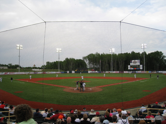 All Pro Frieght Stadium