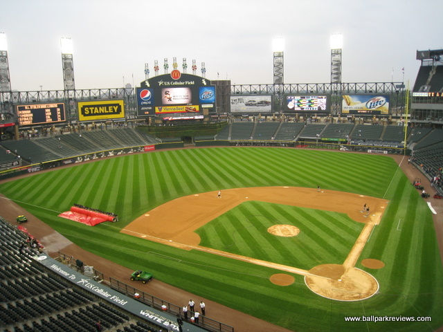 Cellular One Field U.s Cellular Field Chicago