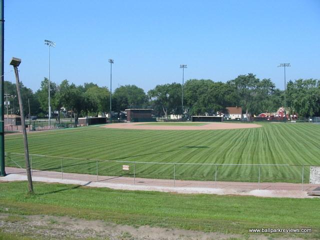 Howie Minas Field Midlothian Illinois