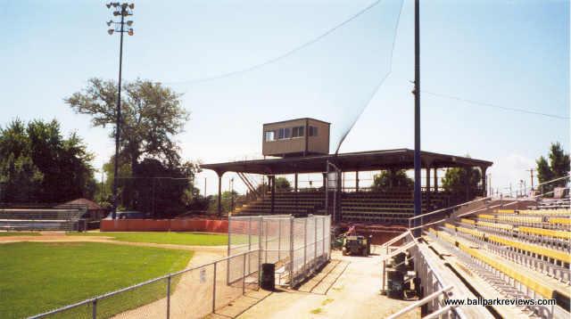 Simmons Field Kenosha Wisconsin