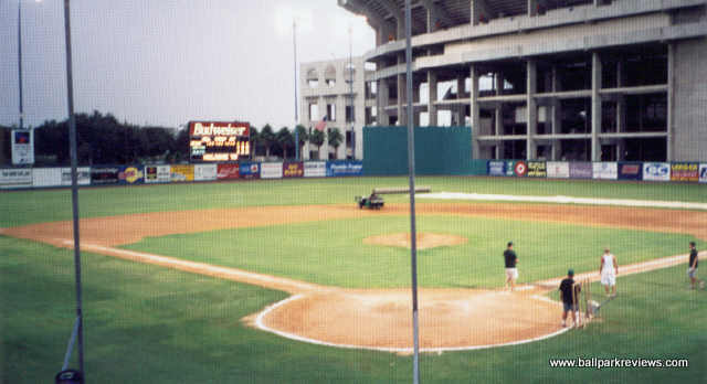 Tinker Field - Orlando...