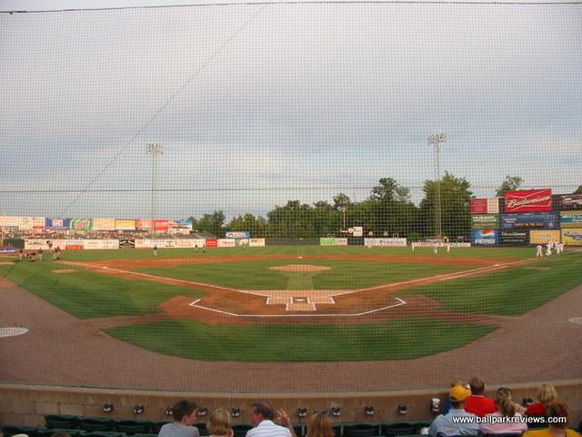 T.R. Hughes Ballpark
