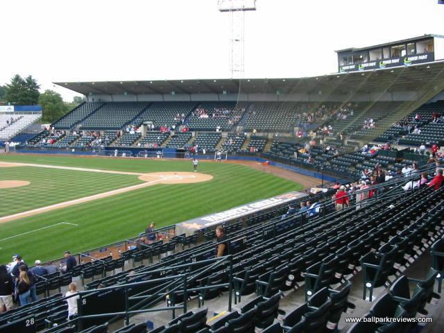 Cheney Stadium - Tacoma, Washington